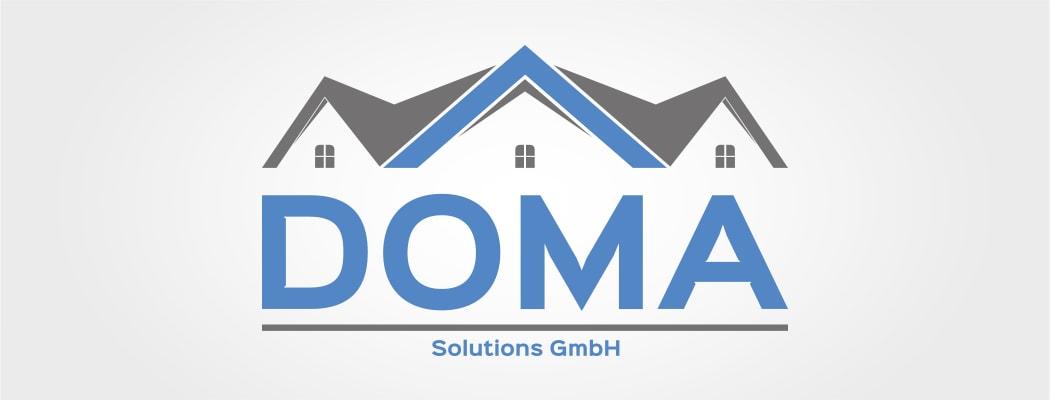 Logodesign für Doma Solutions GmbH